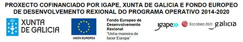 Sellos subvención Xunta de Galicia